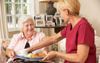 The Benefits of a Live In Caregiver