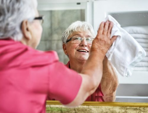 Seniors and Spring Cleaning: Fall Prevention Tips