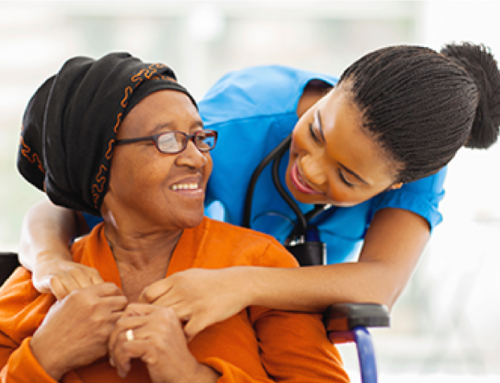 Taking Compassion to the Next Level: The Benefits of an In-home Caregiver