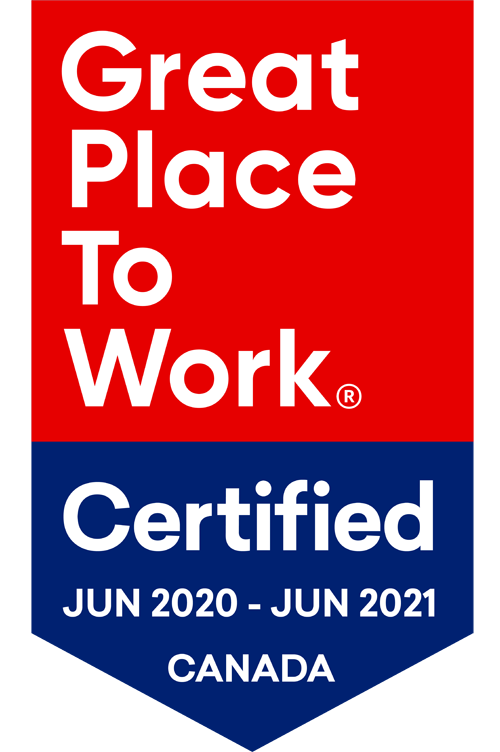 Integracare Best Places to Work Award 2020